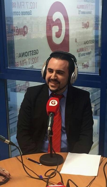 2017-03-02 Entrevista en Gestiona Radio (Eduardo Torres)