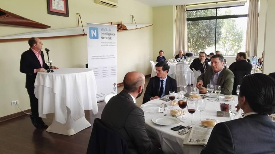 2017-03-16 Almuerzo Sevilla Intelligence Network (Miguel Rovira)