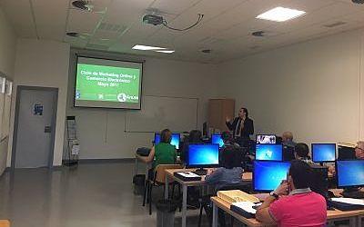 2017-05-02 Ciclo de Marketing Online y Comercio Electrónico en La Rinconada (Formación - opt)
