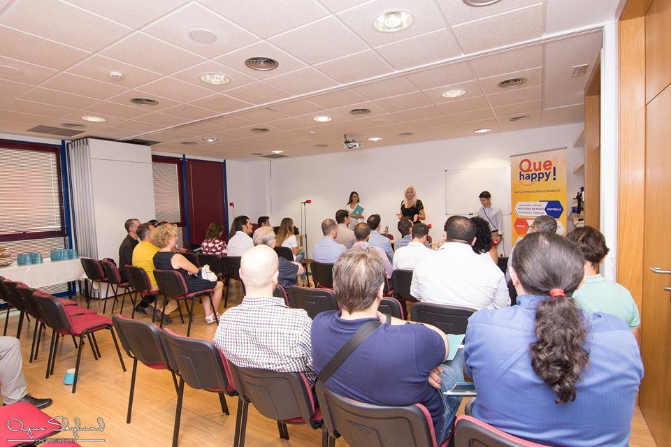 2017-07-27 Club Qué Happy - Presentación