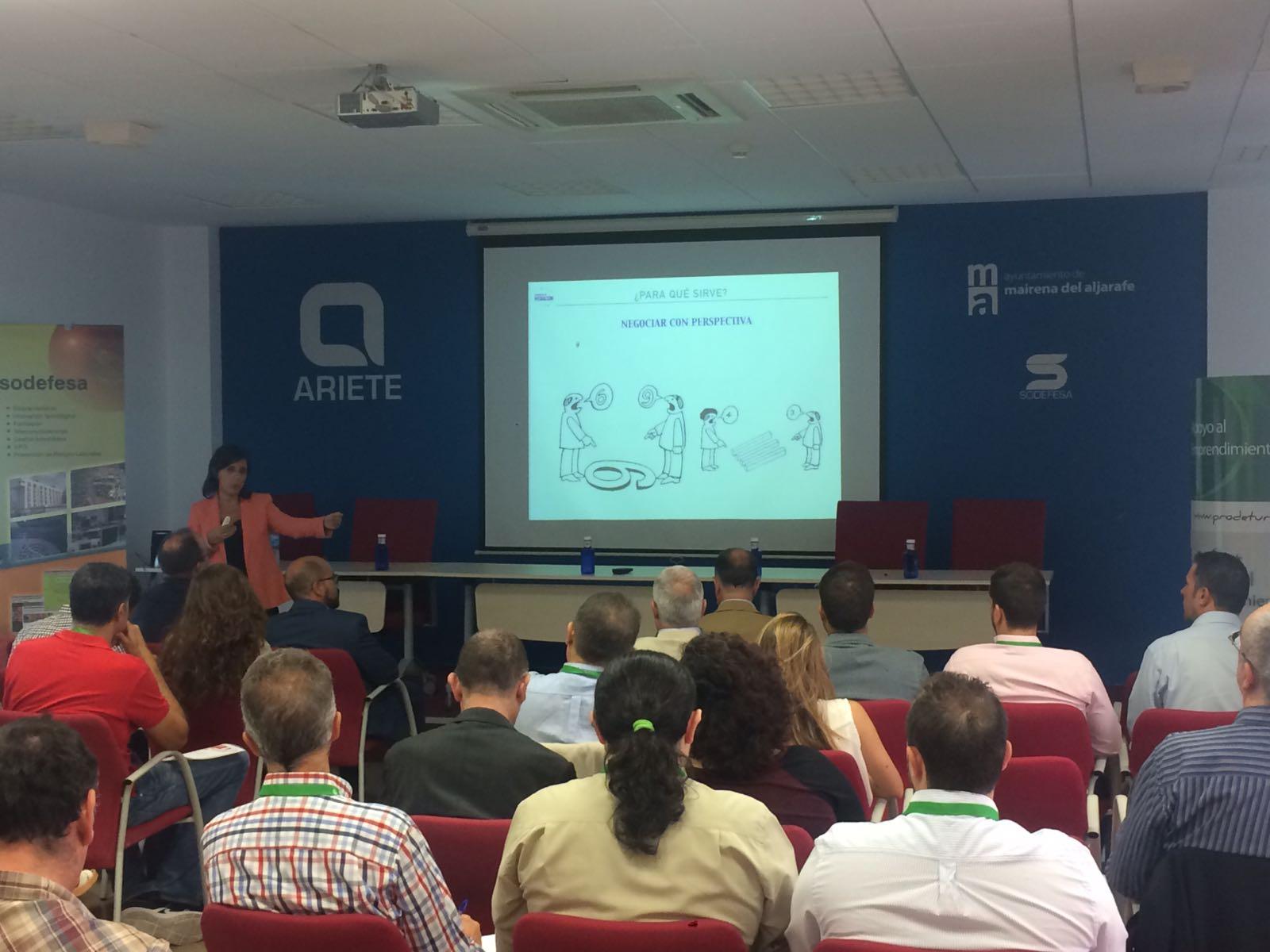 2017-09-28 Prodetur y AJE - Presentación Mediación