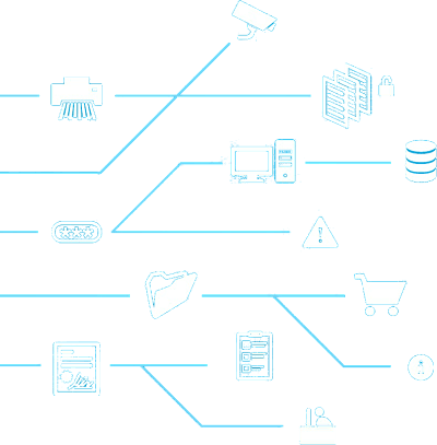Iconos LOPD Ley de Protección de Datos