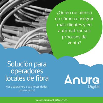 Solución para Operadores Locales de Fibra